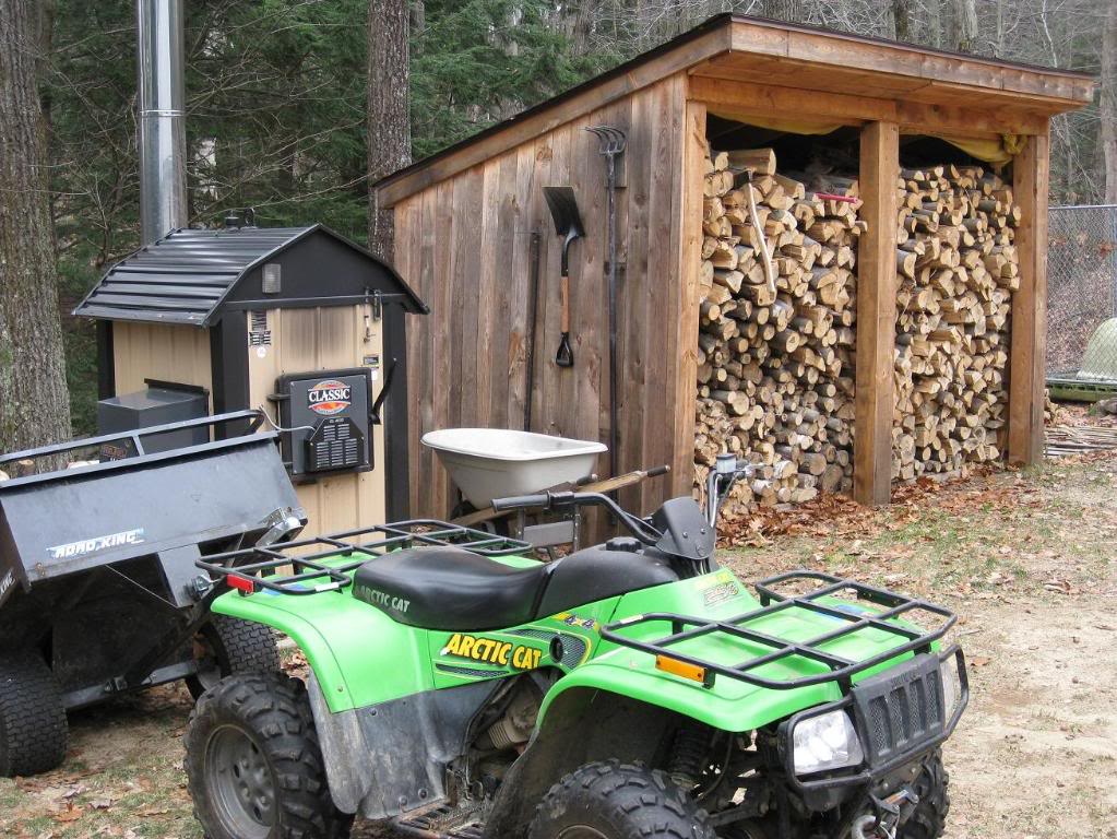 Build Your Own Shed With the Help of Wood Shed Plans – Cool Shed ...