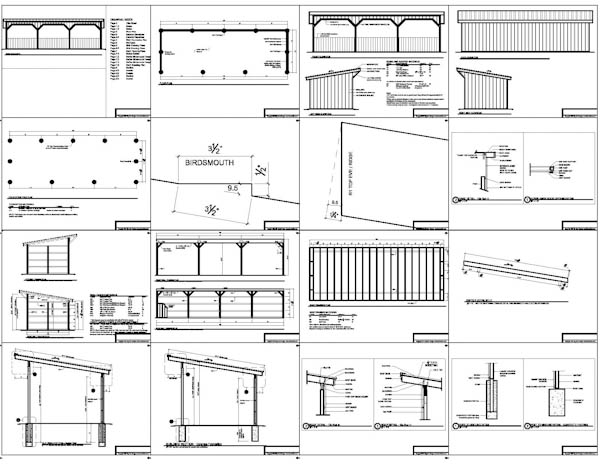 12x36 Shed Plans : Making Use Of Free Shed Plans To Put Up An Impressive Shed