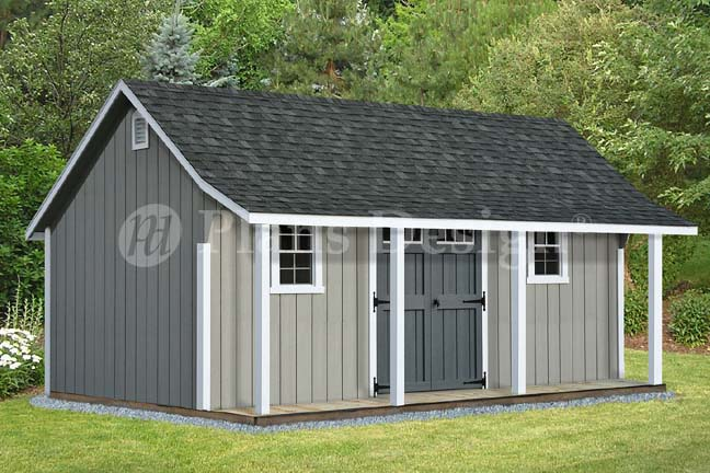 Woodwork free storage shed plans 10 x 20 plans pdf for Storage shed plans pdf