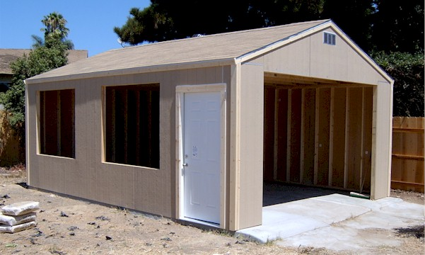Galid storage shed plans 20 x 24 for How much does a 24 by 24 garage cost