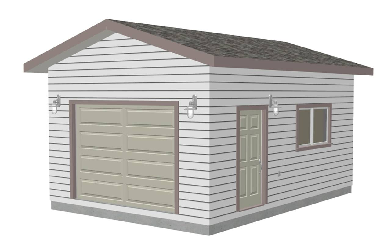 14 x 20 shed plans a guide to plastic storage bins for Shed house layout