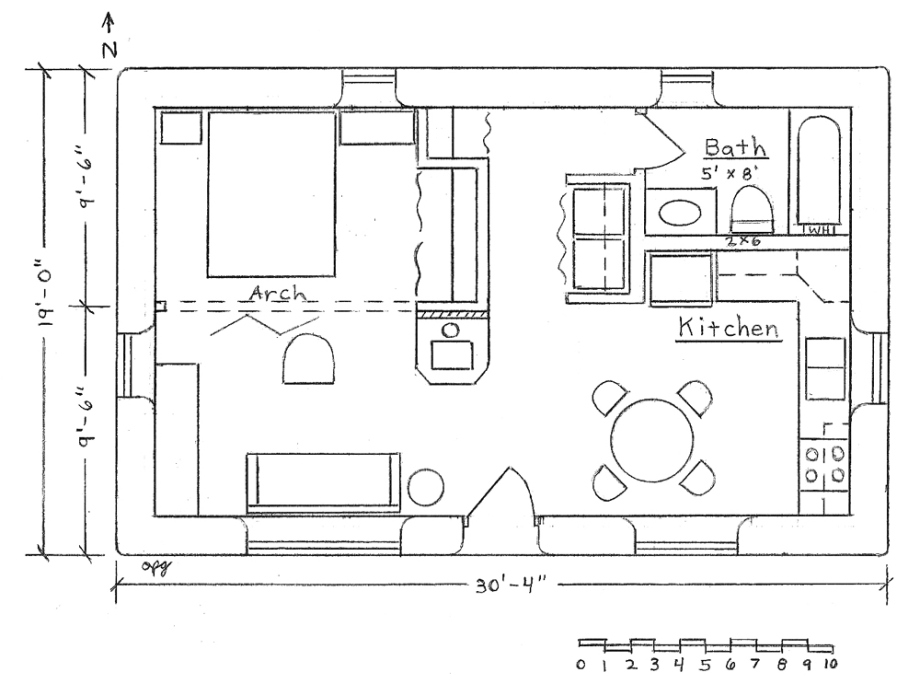 14 x 20 shed plans