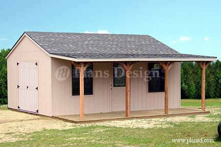 14 X 24 Shed Plans Free