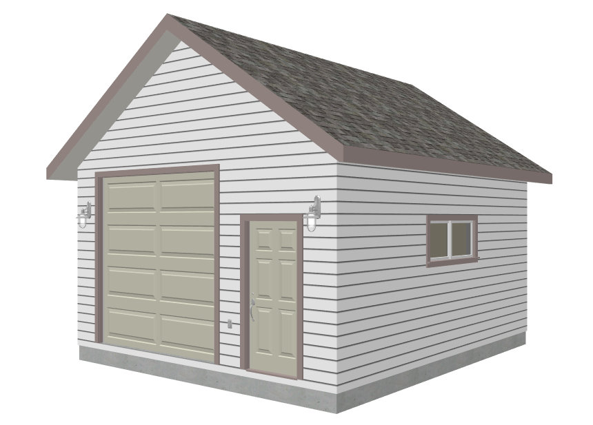 Shed plans free 16x24 ~ ksheda  sc 1 st  best deals on sheds & 16x24 Storage Shed Plans Free