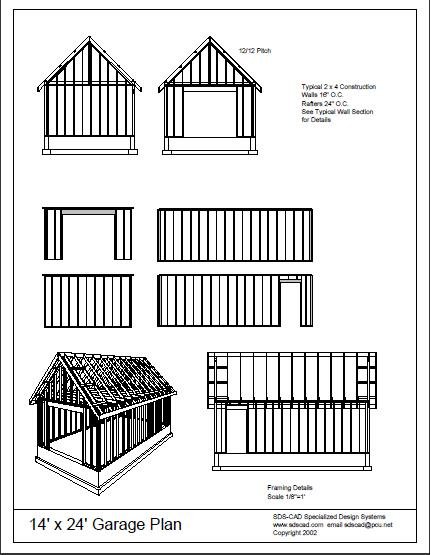 14x24 Shed Plans : Top 5 Suggestions For Getting The Best Shed Roof