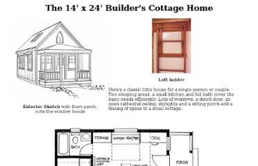 14×24 Shed Plans