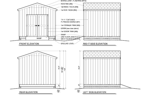 Free 10 X 10 Shed Plans : My Shed Plans Elite Reviews - Read This Before You Buy