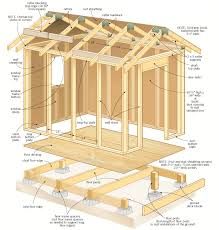 Free 10 X 10 Shed Plans