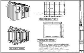 Free 10 x 14 shed plans shed one stone rapid cool shed for 10x14 shed floor plans
