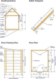 Free 8 X 16 Shed Plans