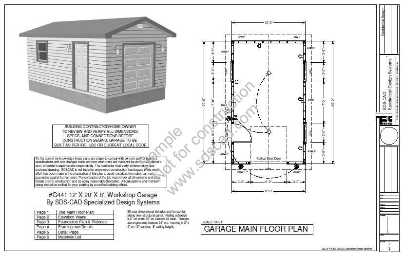 Plans For A Small Storage Shed How To Build A 10x20 Shed Storage
