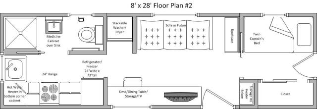 2 story storage building plans