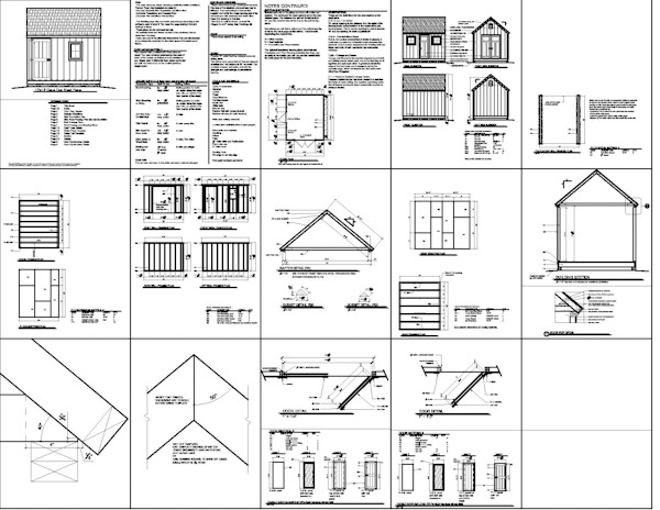 Shed plans 12 10 do youve no concept where the correct for Well shed plans