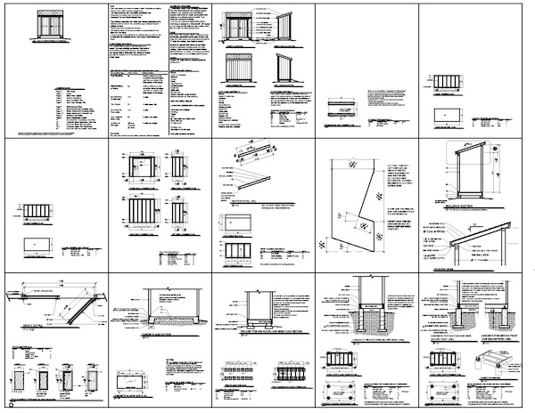 Shed Plans 4 X 8 : Diy Shed Free Shed Plans Recommended