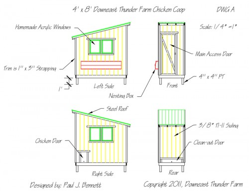 Shed Plans 4 X 8 Free : Ship Shaping Your Residence With Free Shed Plans