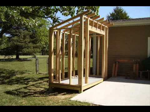 Shed plans 4 x 8 free ship shaping your residence with for Garden shed 4 x 8
