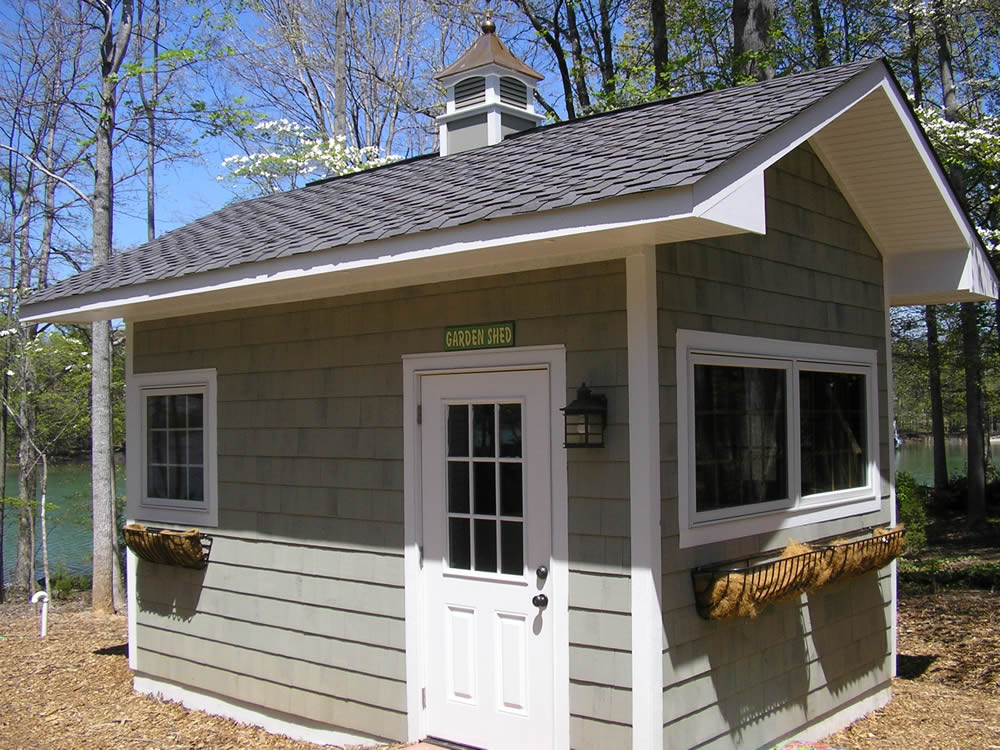 Garden Shed Design and Plans – Cool Shed Deisgn