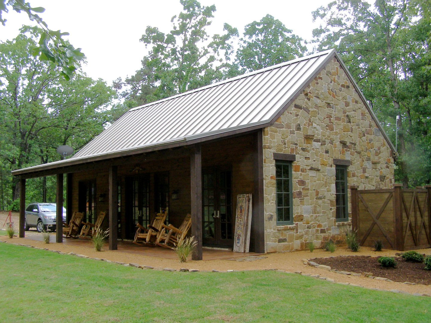 Storage Shed Plans With Porch – Build a Garden Storage ...