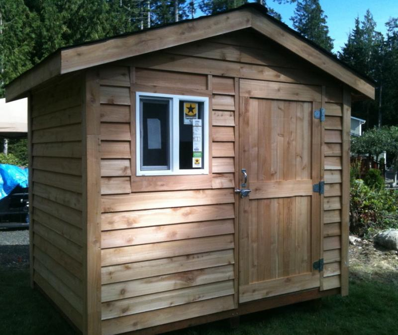 Some Simple Storage Shed Designs – Cool Shed Deisgn